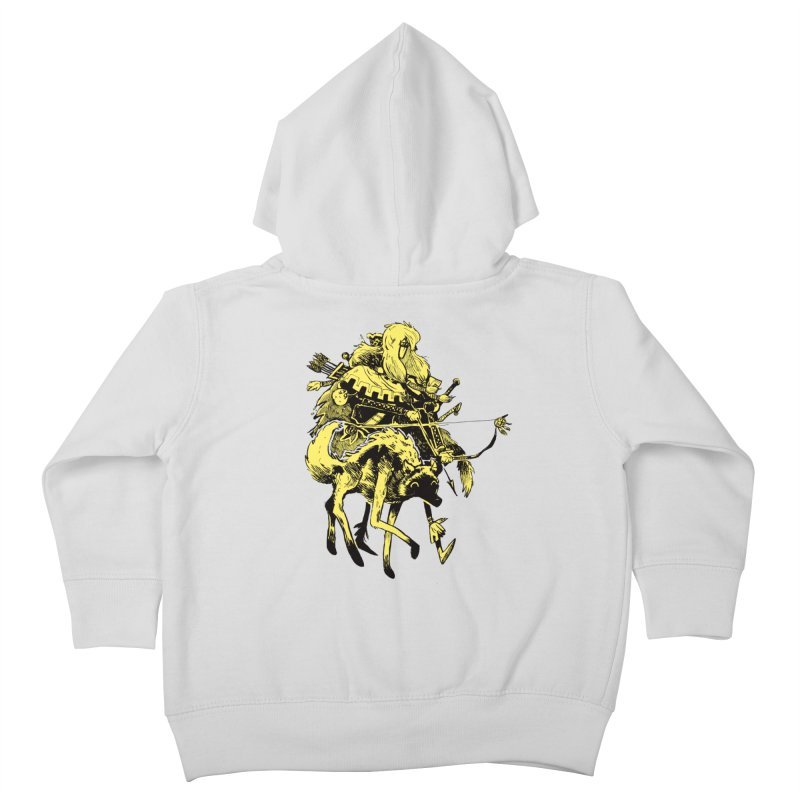 Ranger Kids Toddler Zip-Up Hoody by Kyle Ferrin's Artist Shop
