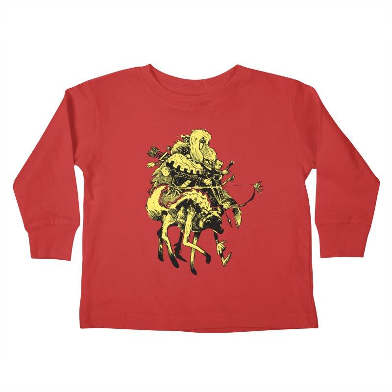 Ranger Kids Toddler Longsleeve T-Shirt by Kyle Ferrin's Artist Shop
