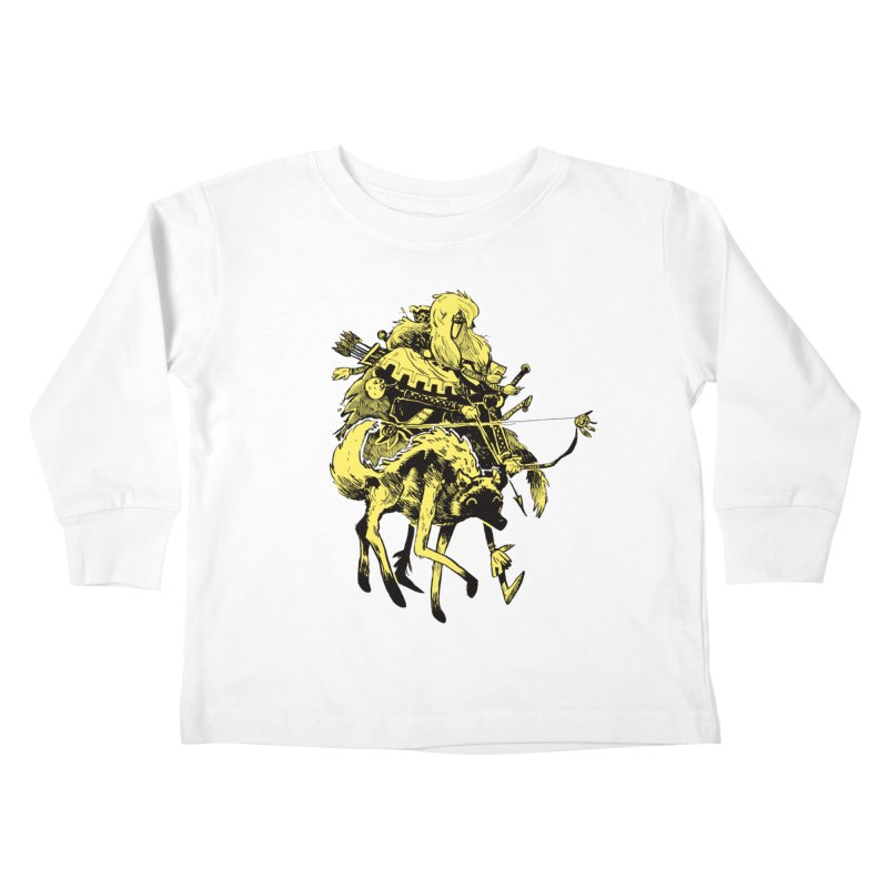 Ranger Kids Toddler Longsleeve T-Shirt by Kyle Ferrin's Artist Shop