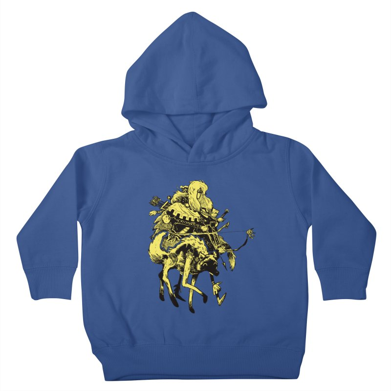 Ranger Kids Toddler Pullover Hoody by Kyle Ferrin's Artist Shop
