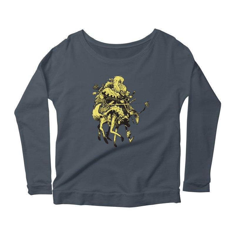 Ranger Women's Scoop Neck Longsleeve T-Shirt by Kyle Ferrin's Artist Shop