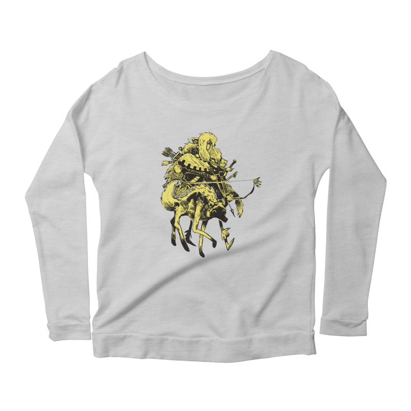 Ranger Women's Scoop Neck Longsleeve T-Shirt by Kyle Ferrin's Artist Shop