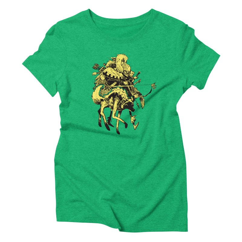 Ranger Women's Triblend T-shirt by Kyle Ferrin's Artist Shop