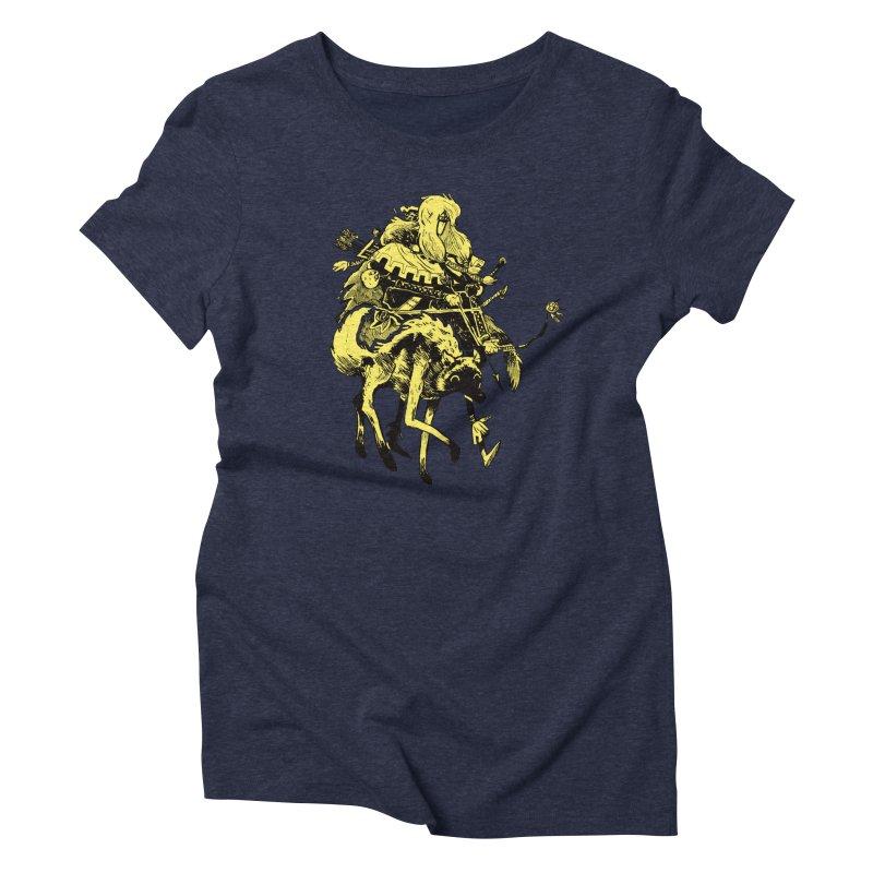 Ranger Women's Triblend T-Shirt by Kyle Ferrin's Artist Shop