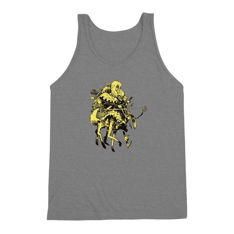 Ranger Men's Triblend Tank by Kyle Ferrin's Artist Shop