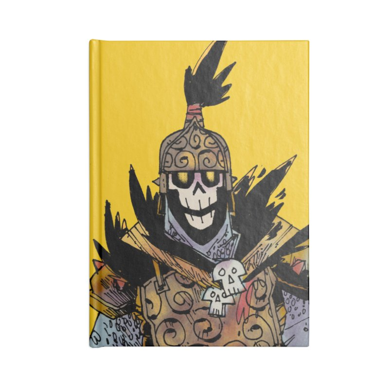 Anti-Paladin Accessories Lined Journal Notebook by Kyle Ferrin's Artist Shop