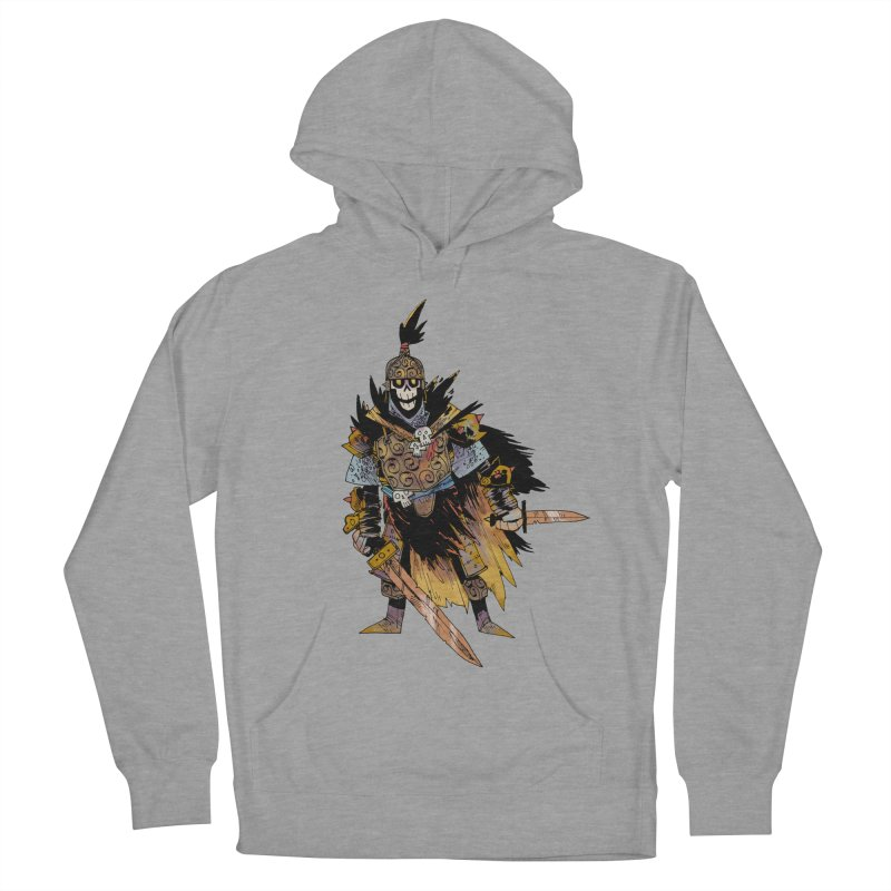 Anti-Paladin Women's French Terry Pullover Hoody by Kyle Ferrin's Artist Shop