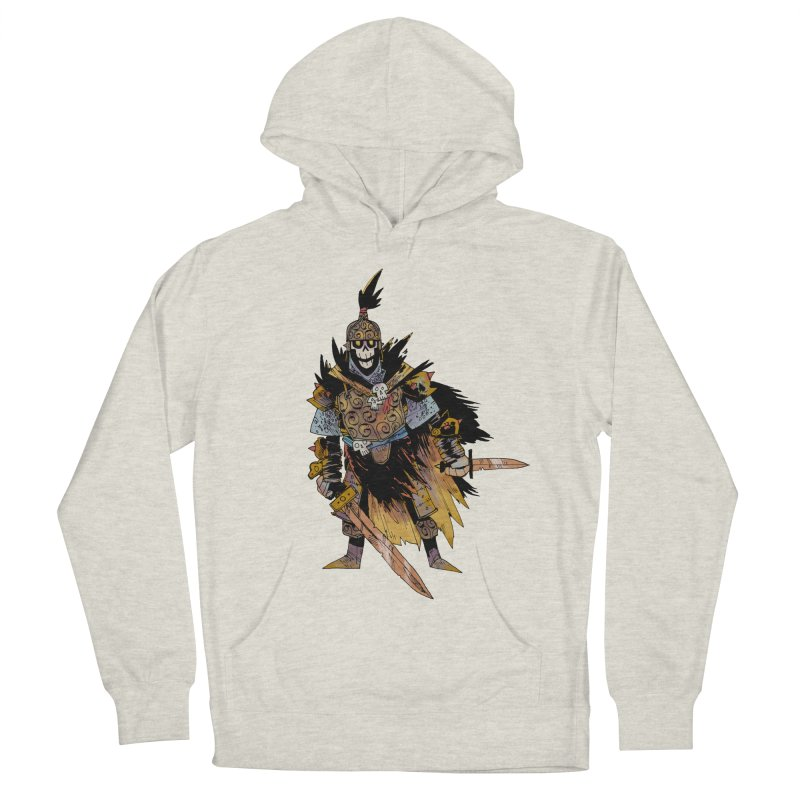 Anti-Paladin Men's French Terry Pullover Hoody by Kyle Ferrin's Artist Shop