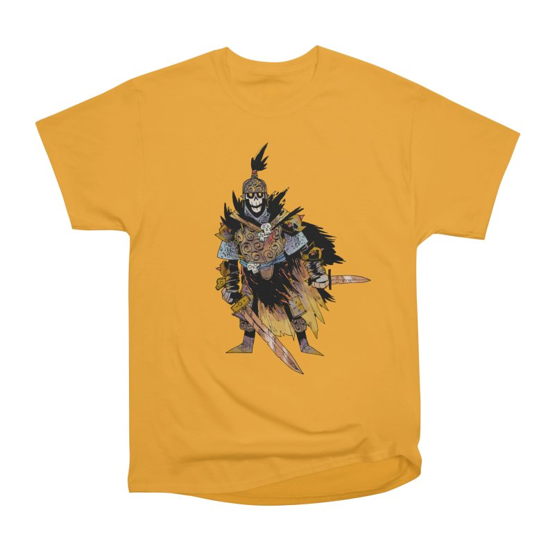 Anti-Paladin Women's Heavyweight Unisex T-Shirt by Kyle Ferrin's Artist Shop