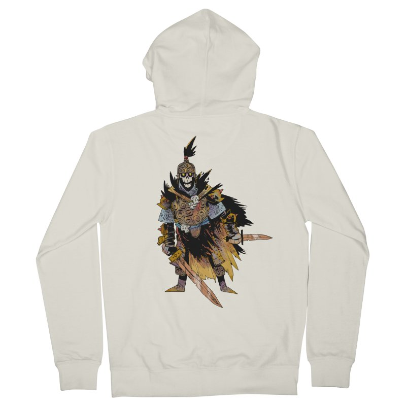 Anti-Paladin Women's Zip-Up Hoody by Kyle Ferrin's Artist Shop