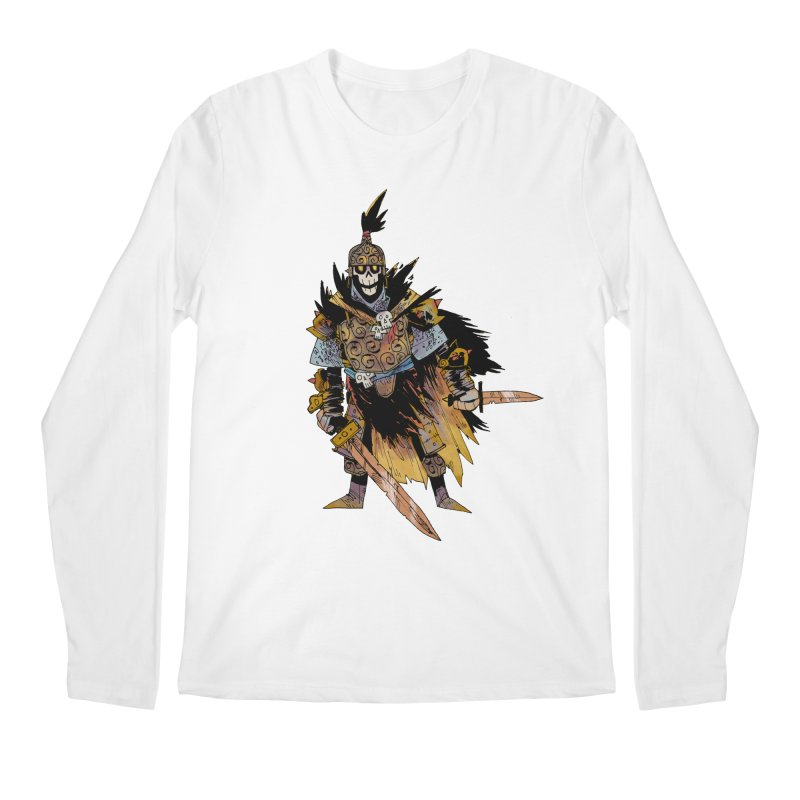 Anti-Paladin Men's Longsleeve T-Shirt by Kyle Ferrin's Artist Shop