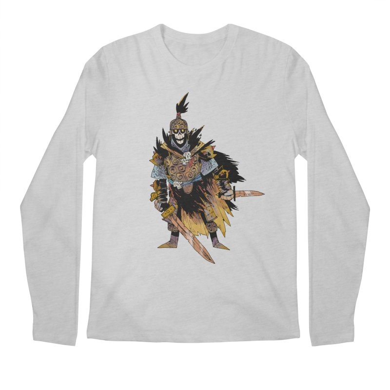 Anti-Paladin Men's Regular Longsleeve T-Shirt by Kyle Ferrin's Artist Shop