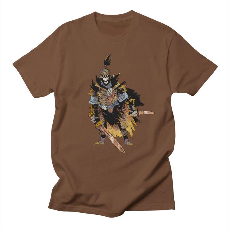 Anti-Paladin Men's Regular T-Shirt by Kyle Ferrin's Artist Shop