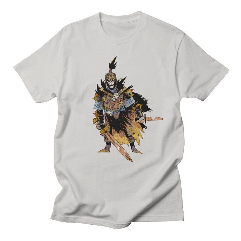 Anti-Paladin Men's Regular T-Shirt by Kyle Ferrin's Artist Shop
