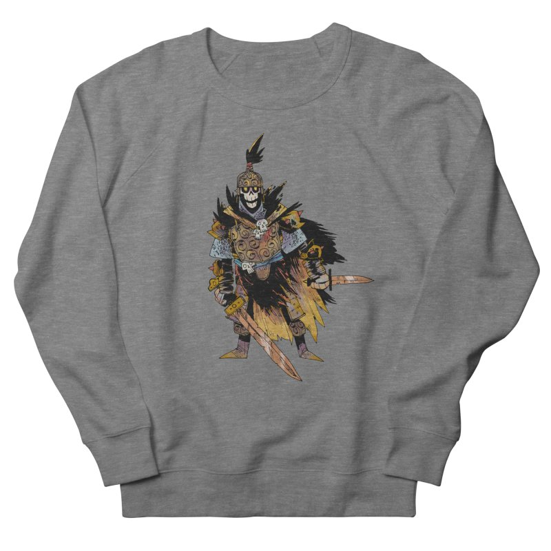 Anti-Paladin Women's French Terry Sweatshirt by Kyle Ferrin's Artist Shop