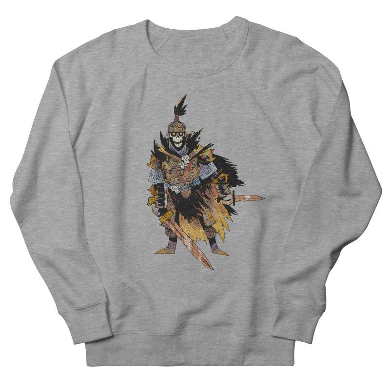 Anti-Paladin Men's French Terry Sweatshirt by Kyle Ferrin's Artist Shop