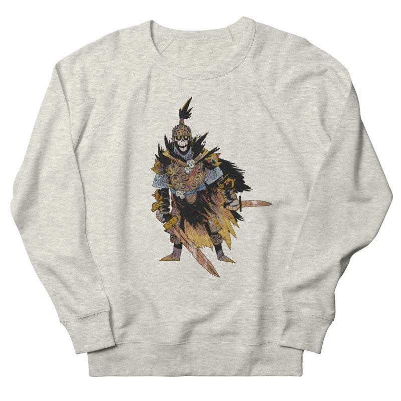 Anti-Paladin Men's French Terry Sweatshirt by Kyle Ferrin's Artist Shop
