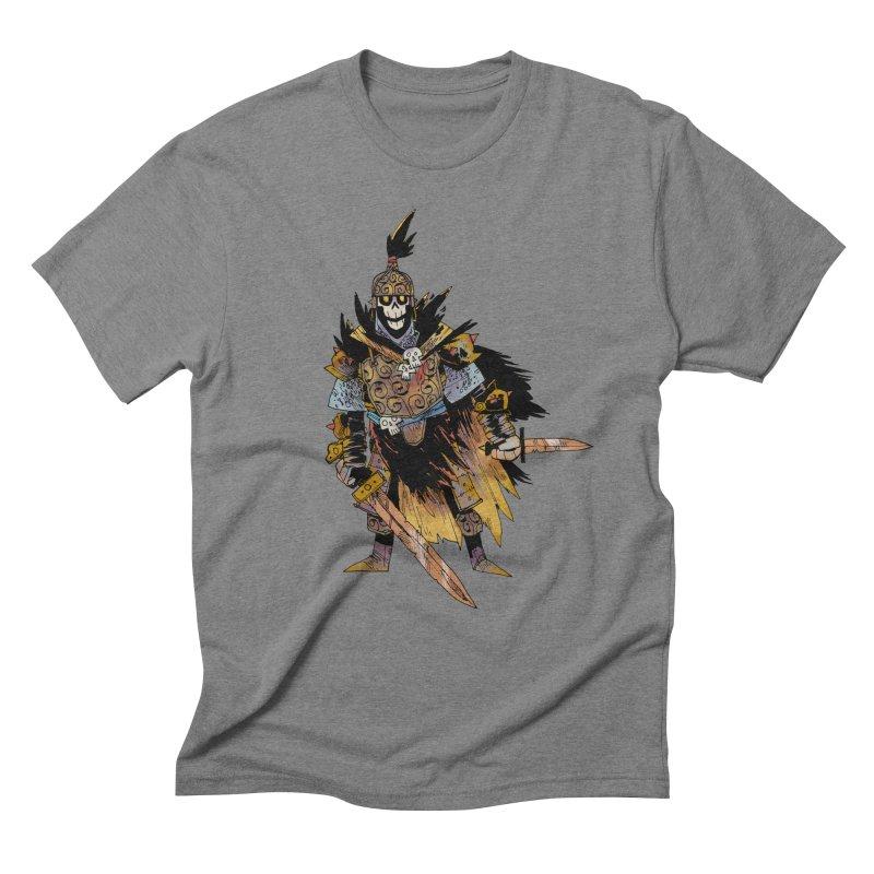 Anti-Paladin Men's Triblend T-shirt by Kyle Ferrin's Artist Shop