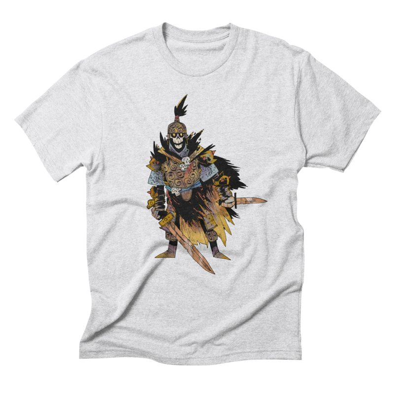 Anti-Paladin Men's Triblend T-Shirt by Kyle Ferrin's Artist Shop