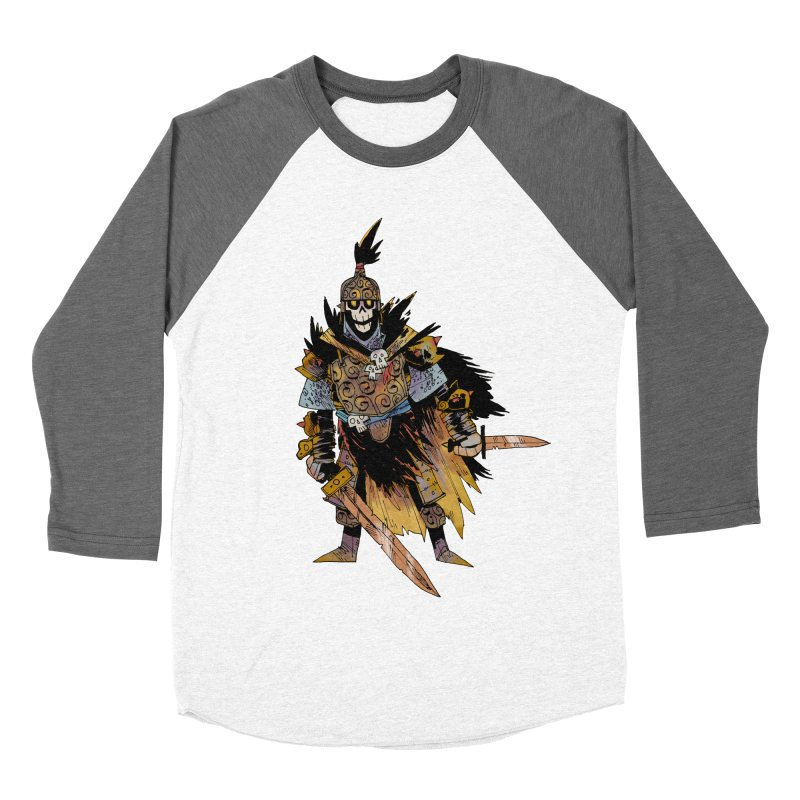 Anti-Paladin Men's Baseball Triblend Longsleeve T-Shirt by Kyle Ferrin's Artist Shop