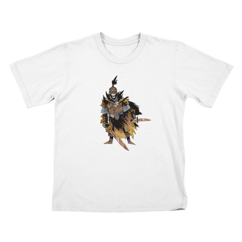 Anti-Paladin Kids Toddler T-Shirt by Kyle Ferrin's Artist Shop