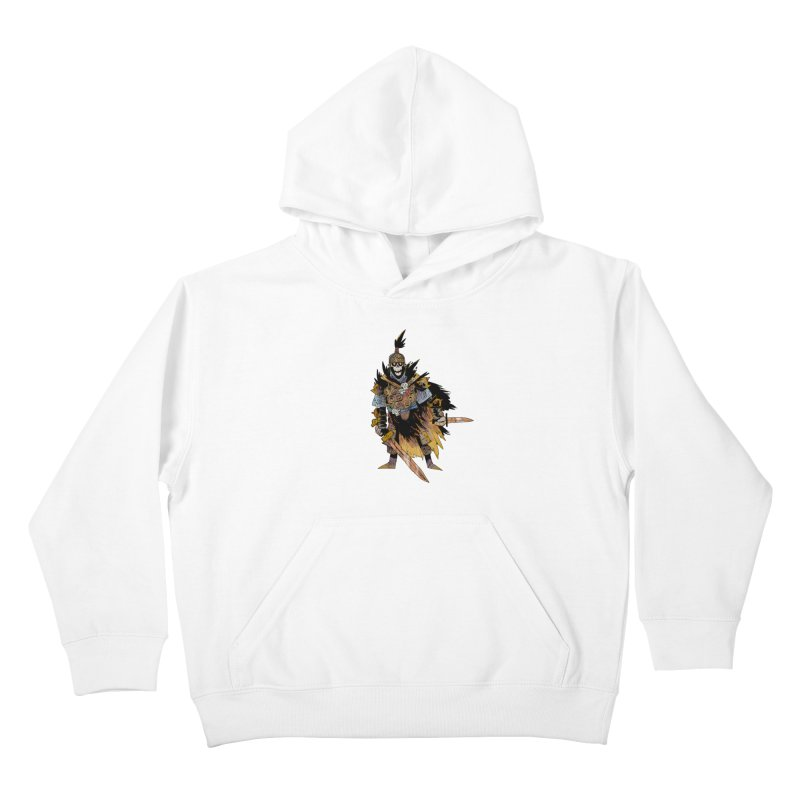 Anti-Paladin Kids Pullover Hoody by Kyle Ferrin's Artist Shop