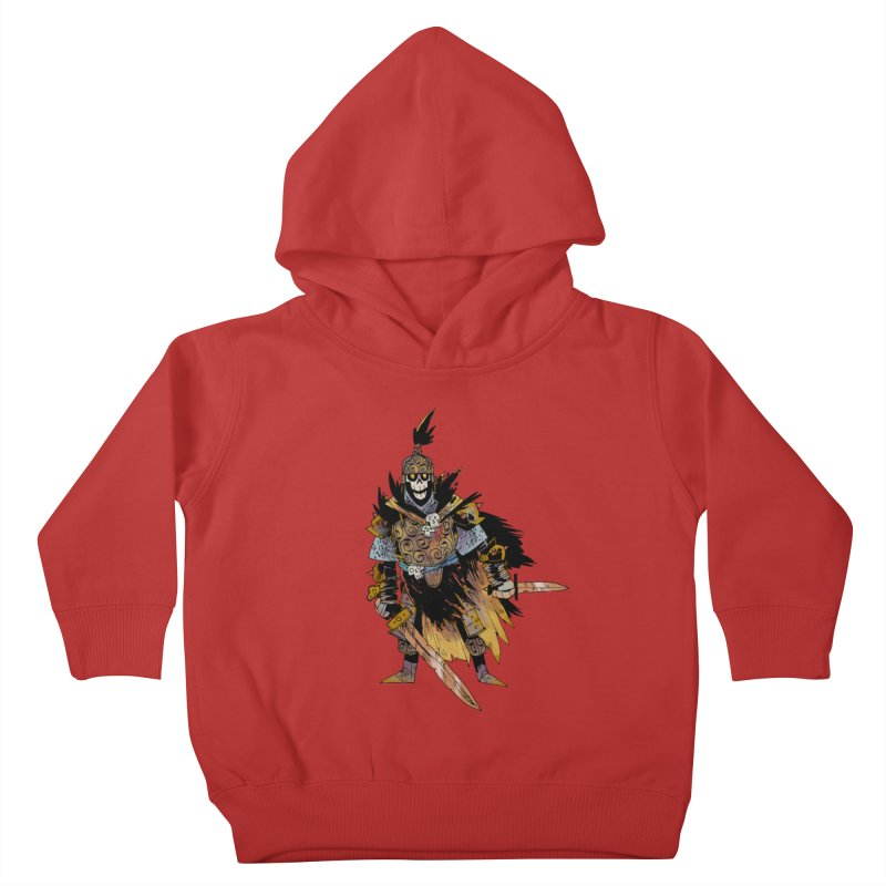 Anti-Paladin Kids Toddler Pullover Hoody by Kyle Ferrin's Artist Shop