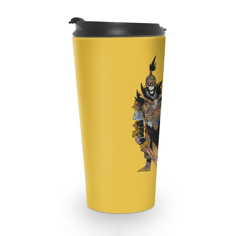 Anti-Paladin Accessories Travel Mug by Kyle Ferrin's Artist Shop