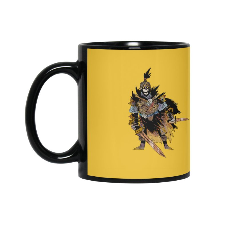 Anti-Paladin Accessories Mug by Kyle Ferrin's Artist Shop