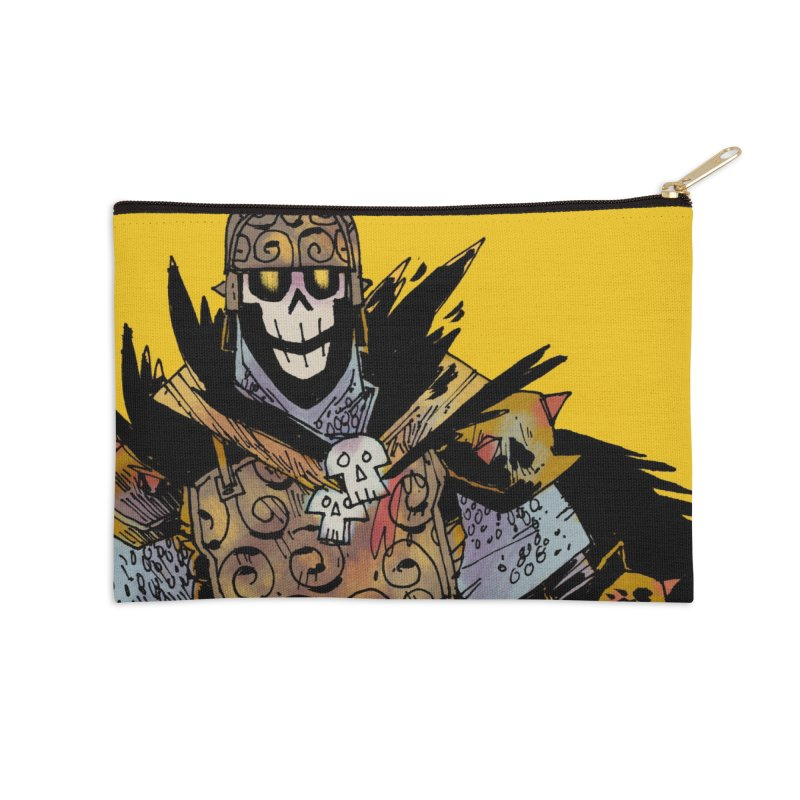 Anti-Paladin Accessories Zip Pouch by Kyle Ferrin's Artist Shop