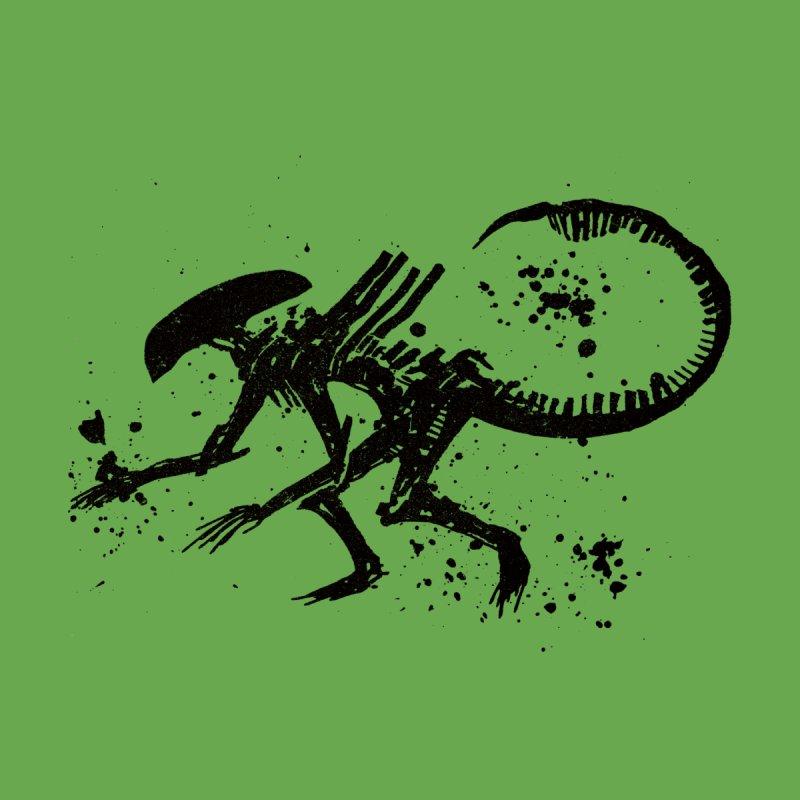 Alien Men's T-shirt by Kyle Ferrin's Artist Shop