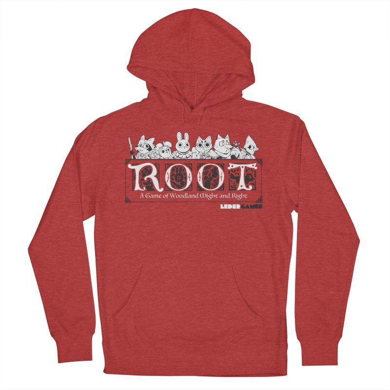 Root Logo Women's Pullover Hoody by Kyle Ferrin's Artist Shop