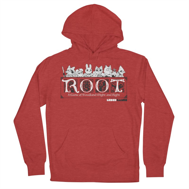 Root Logo Men's Pullover Hoody by Kyle Ferrin's Artist Shop