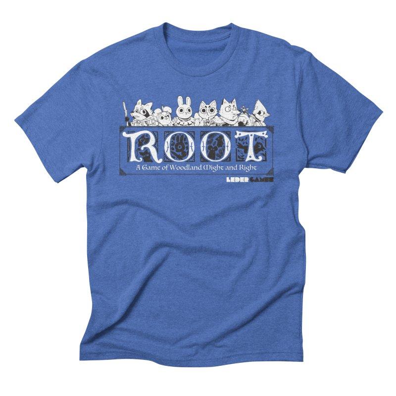 Root Logo Men's T-Shirt by Kyle Ferrin's Artist Shop
