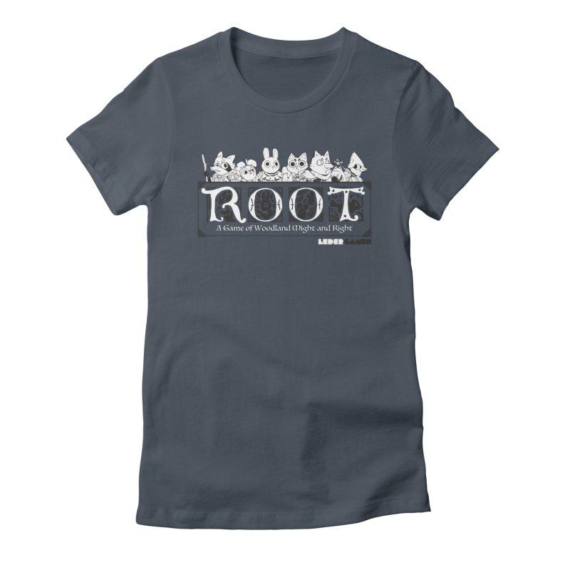 Root Logo Women's T-Shirt by Kyle Ferrin's Artist Shop