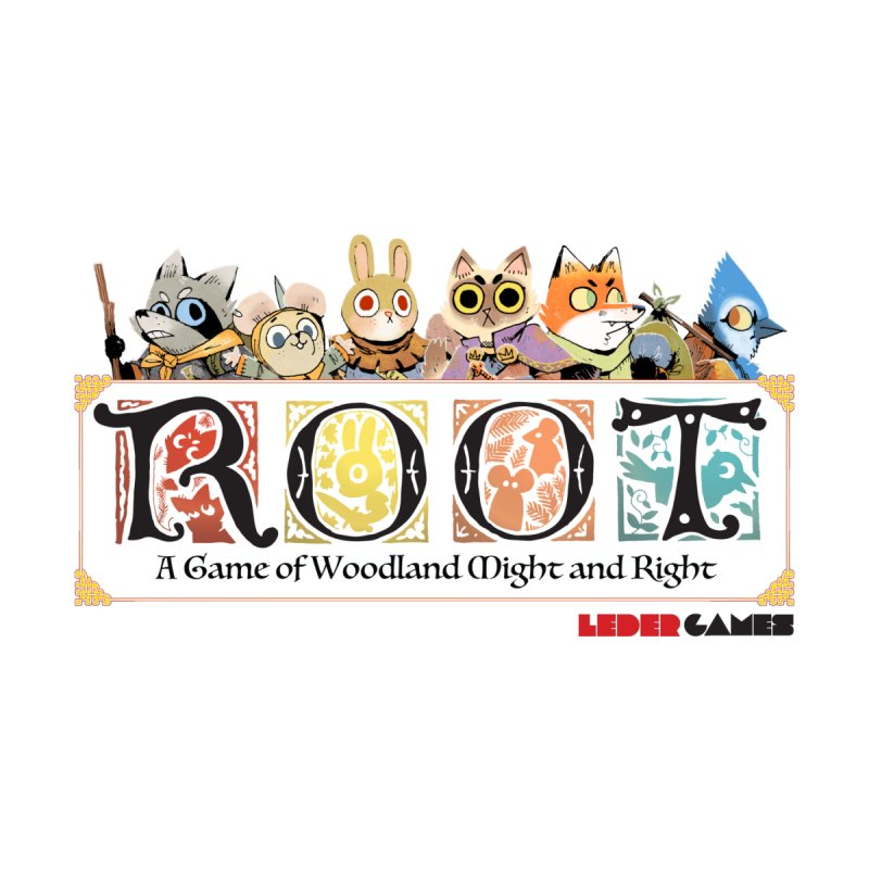 Root Logo - Full Color! by Kyle Ferrin's Artist Shop