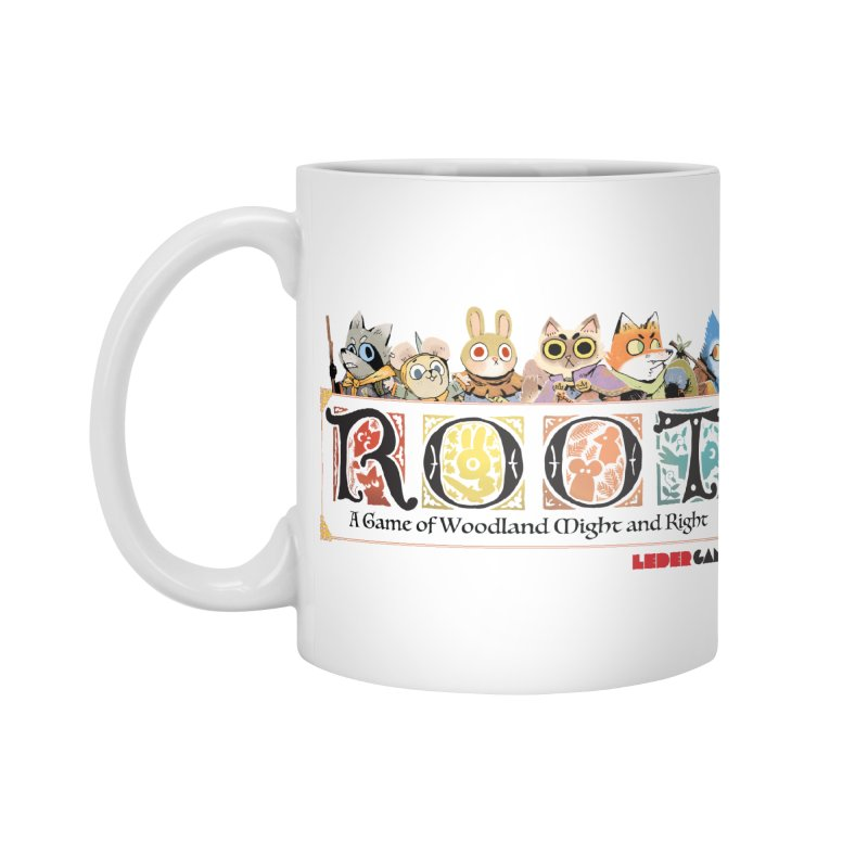 Root Logo - Full Color! Accessories Mug by Kyle Ferrin's Artist Shop