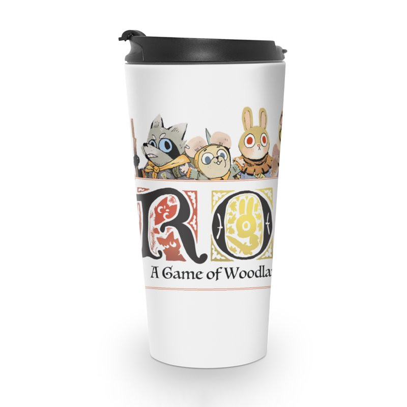Root Logo - Full Color! Accessories Travel Mug by Kyle Ferrin's Artist Shop