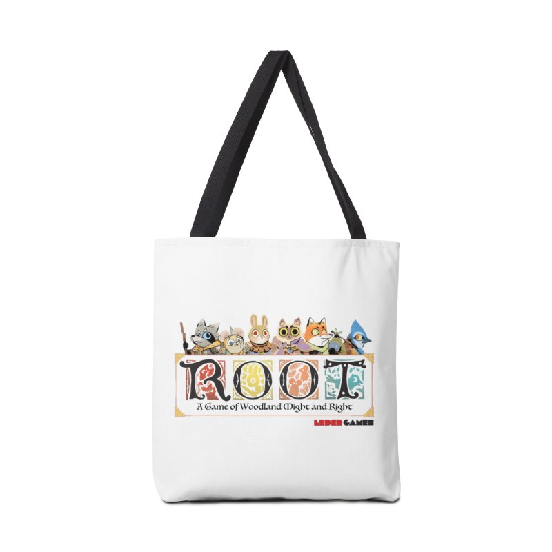 Root Logo - Full Color! Accessories Tote Bag Bag by Kyle Ferrin's Artist Shop