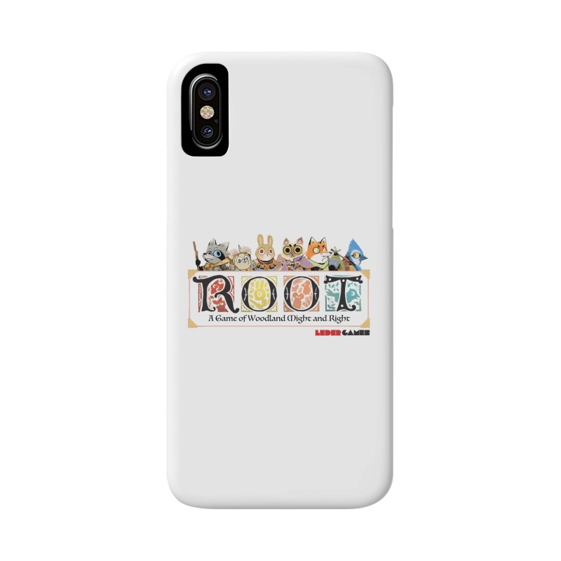Root Logo - Full Color! Accessories Phone Case by Kyle Ferrin's Artist Shop