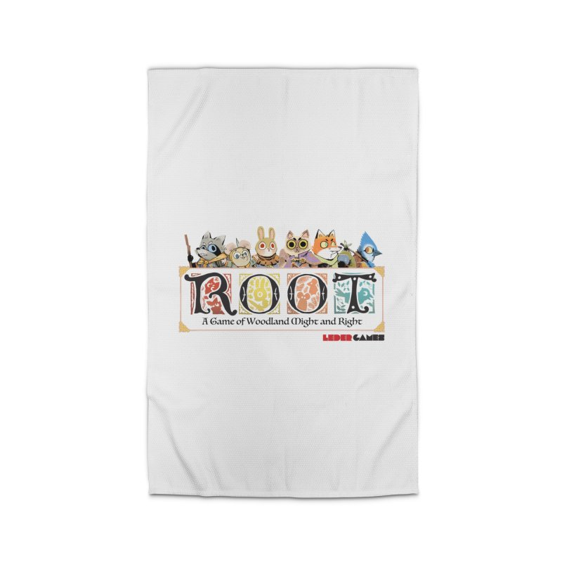 Root Logo - Full Color! Home Rug by Kyle Ferrin's Artist Shop