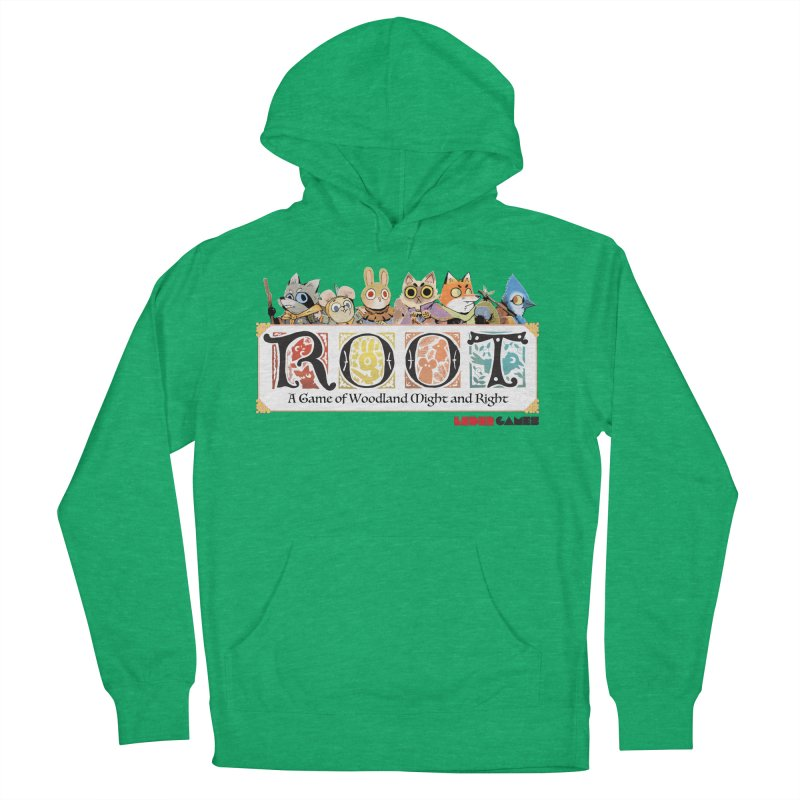 Root Logo - Full Color! Women's Pullover Hoody by Kyle Ferrin's Artist Shop