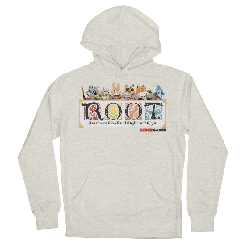 Root Logo - Full Color! Men's Pullover Hoody by Kyle Ferrin's Artist Shop