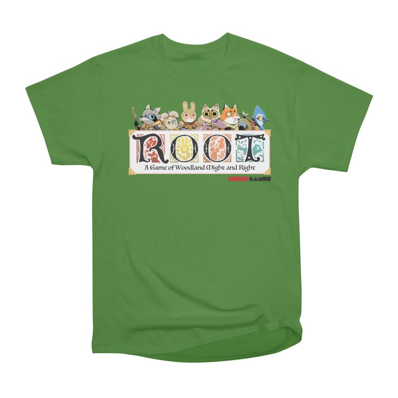 Root Logo - Full Color! Men's Classic T-Shirt by Kyle Ferrin's Artist Shop