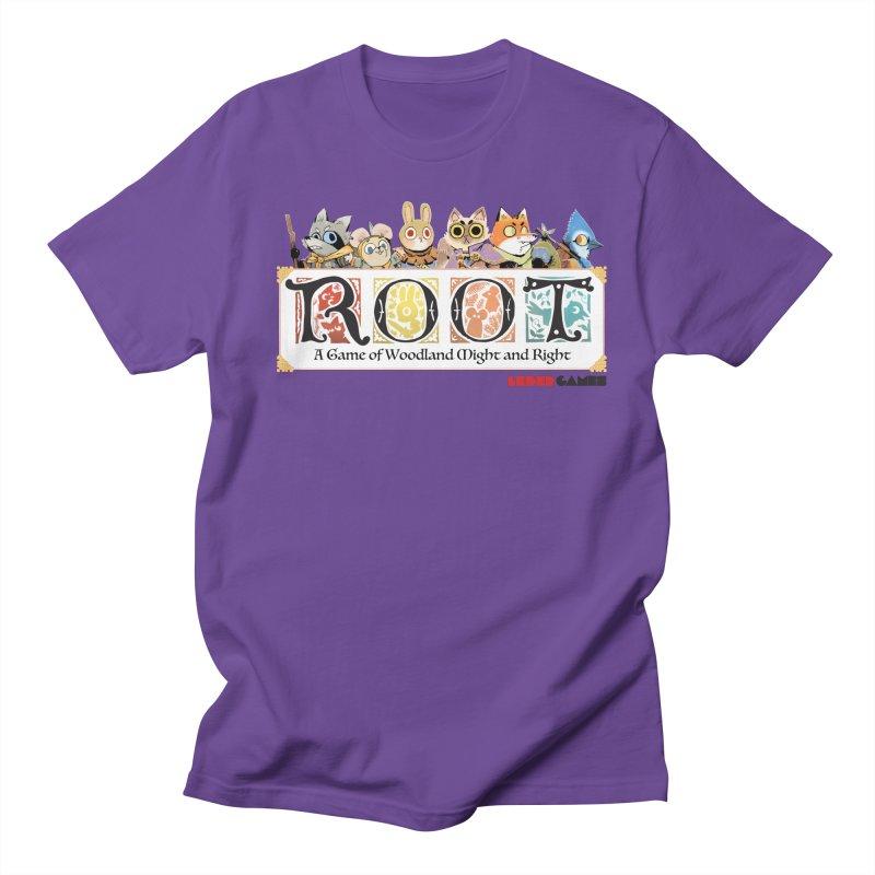 Root Logo - Full Color! Women's Unisex T-Shirt by Kyle Ferrin's Artist Shop