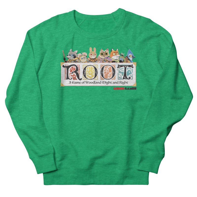 Root Logo - Full Color! Women's Sweatshirt by Kyle Ferrin's Artist Shop