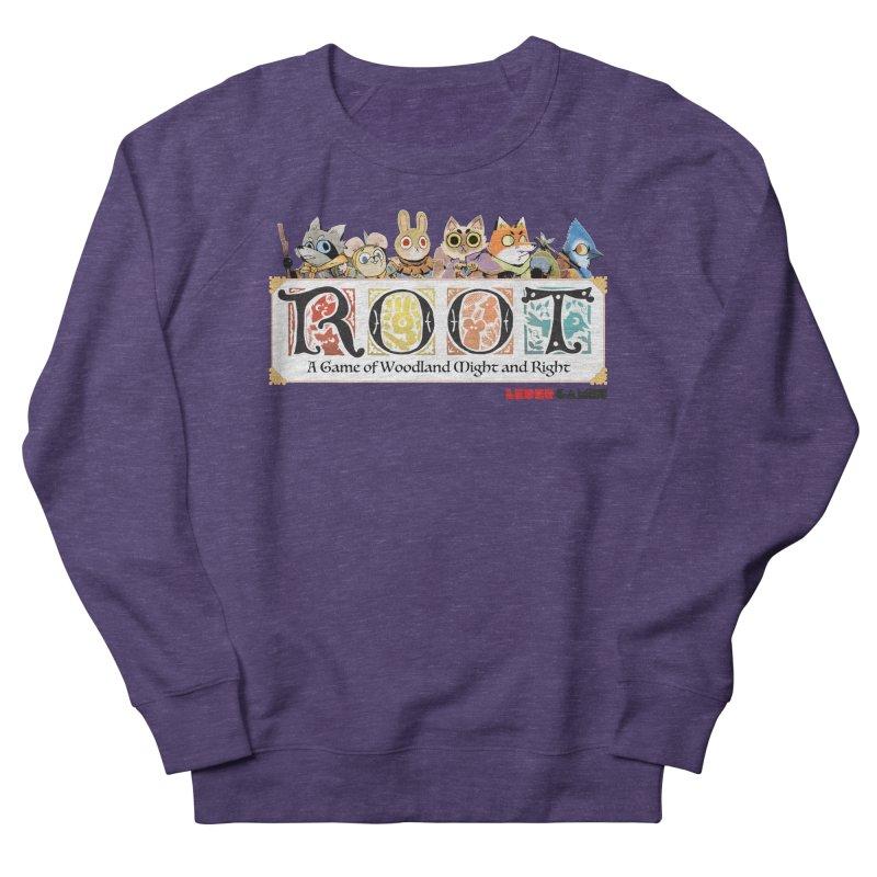Root Logo - Full Color! Men's Sweatshirt by Kyle Ferrin's Artist Shop