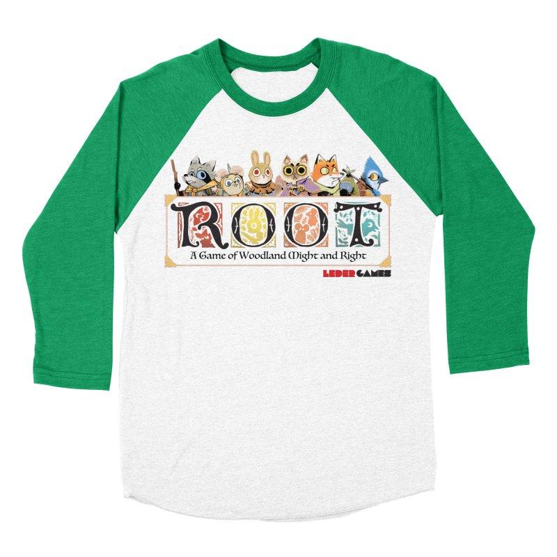 Root Logo - Full Color! Men's Longsleeve T-Shirt by Kyle Ferrin's Artist Shop