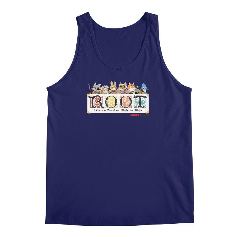 Root Logo - Full Color! Men's Regular Tank by Kyle Ferrin's Artist Shop