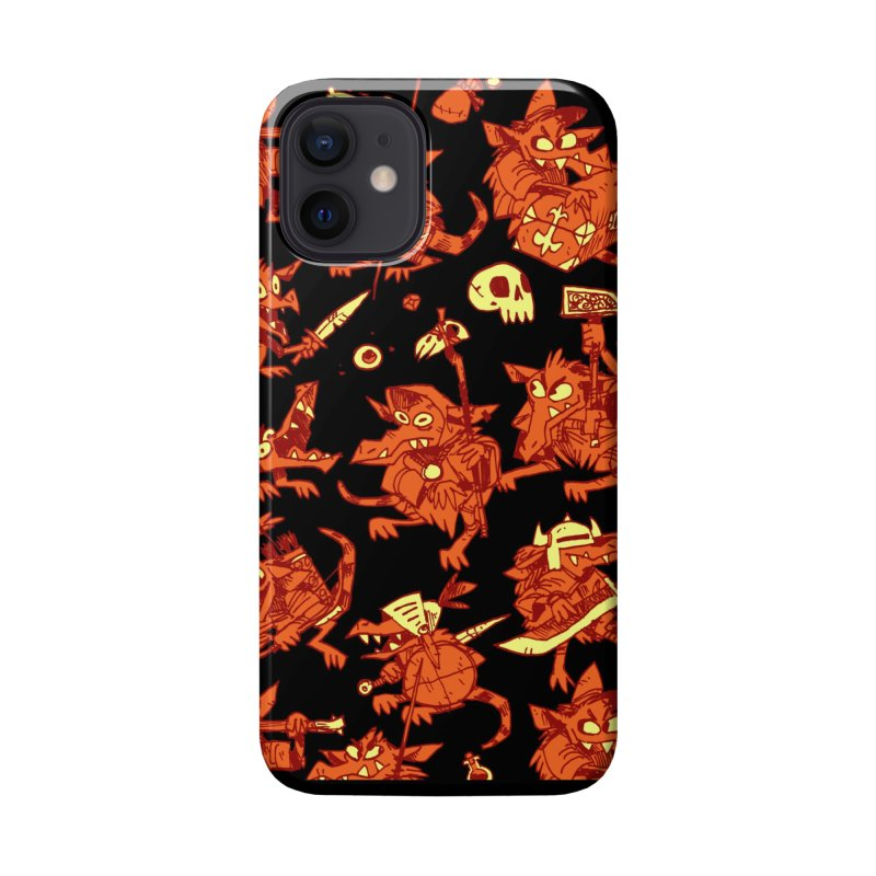 Kobold Party Accessories Phone Case by Kyle Ferrin's Artist Shop